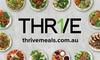 THR1VE Ready Meals: Online Credit
