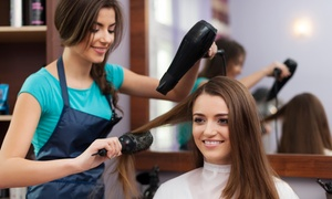 Pat@Beauty Haven: Wash, Cut and Blow-Dry from R144 for One with Optional Treatments at Pat@Beauty Haven (Up to 71% Off)