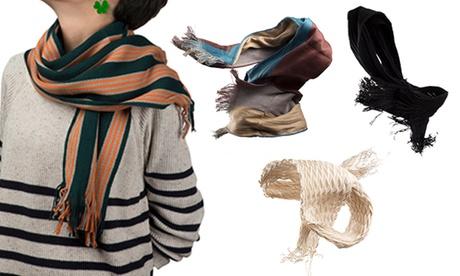 1 o 4 bufandas a elegir