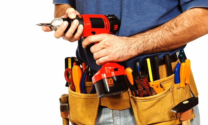 Triangle Colors Painting & Home Maintenance - Raleigh / Durham: Handyman Services from Triangle Home Maintenance (50% Off)