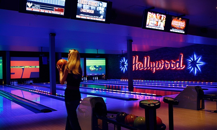 Lucky Strike Lanes Belmar - Belmar: Bowling, Shoe Rentals, and Beer or Wine for Two, Four, or Six at Lucky Strike Lanes Belmar (Up to 66% Off)