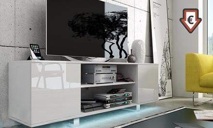 Meuble TV Vero avec LED en option