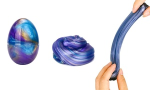 Pâte à modeler anti-stress Galaxy Egg