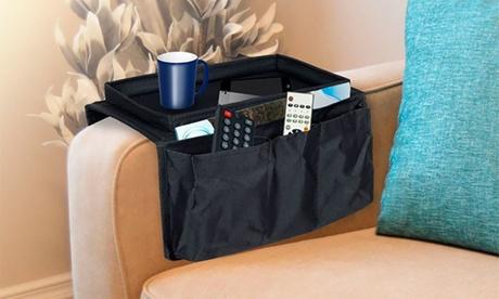 Organizador de mandos para sofá
