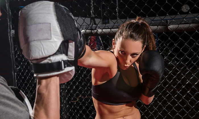 Reaction Fitness - Reaction Fitness: 10 or 20 Krav-Maga Classes at Reaction Fitness (Up to 63% Off)