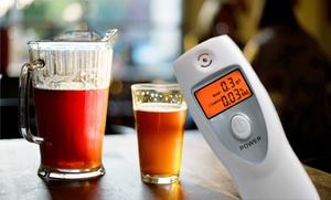 Personal Digital Alcohol Tester Breathalyzer