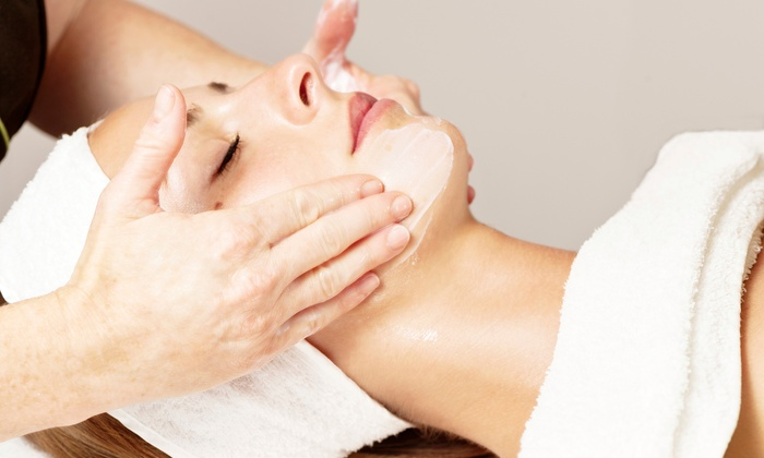 Mae's Skin and Body - Mae's Dream Skin @ Guy Michael's Salon: Up to 53% Off Facial — Mae's Skin and Body; Valid Monday, Tuesday 10 AM - 4 PM