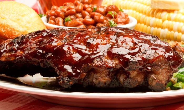 Fitz`s Classic Grill BBQ Smokehouse - Bells Corners: BBQ Meal for Two or Four at Fitz's Classic Grill BBQ Smokehouse (Up to 46% Off)