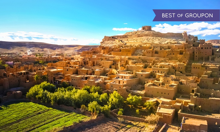 11-Day Tour of Morocco with Airfare from Great Value Vacations