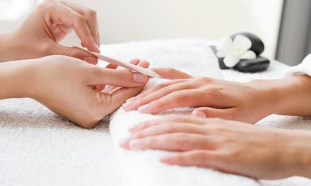 3 o 5 manicure e pedicure con semipermanente