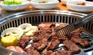 Le Barbecue de Sèze: Barbecue pour 2 personnes avec entrées, accompagnements et desserts à volonté à 39,90 € à Le Barbecue de Sèze