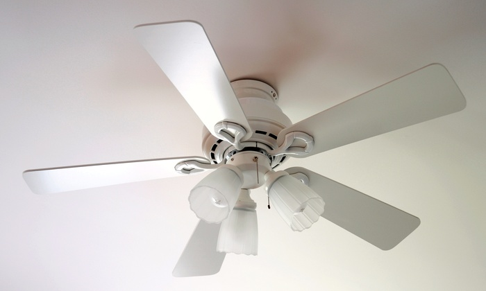 Joe Schmo Electrical Services - West Newton: $49 for Two Light-Fixture or Ceiling-Fan Installation from Joe Schmo Electrical Services ($99 Value)
