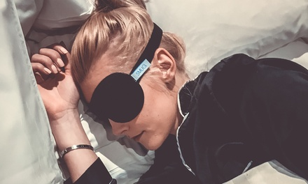 Booband SMUG Contoured 3D Blackout Sleep Mask