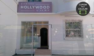Estética Hollywood Dr. Rey – Belo Horizonte: 1, 2 ou 3 sessões de criolipólise e drenagem linfática na Estética Hollywood by Dr. Rey – Lourdes