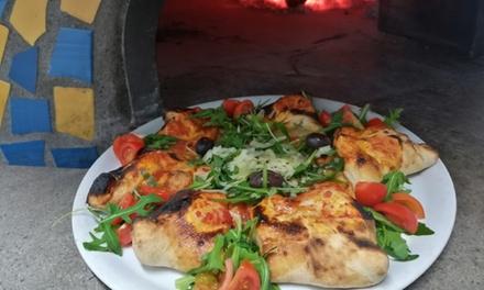⏰ Menu pizza in antico monastero a 19,90€euro