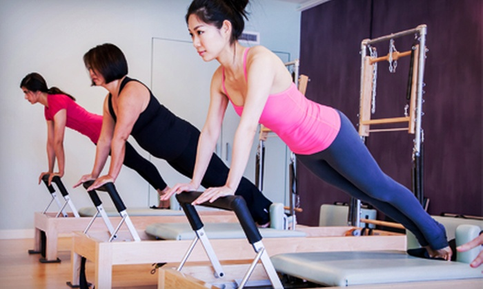Evolve Classical Pilates - North Los Altos: Group Fitness Classes or Private Pilates Classes at Evolve Classical Pilates (Up to 67% Off). Four Options Available.