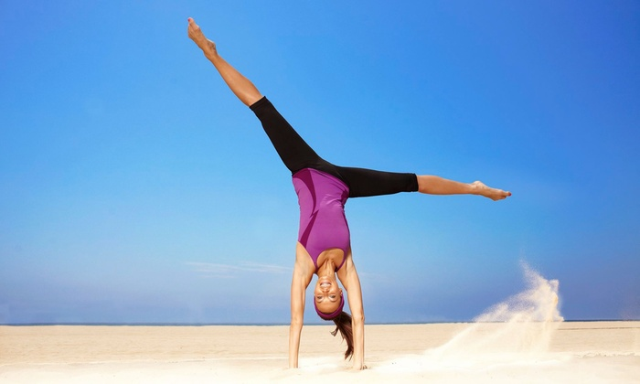 Electric Yoga: $39 for $70 Worth of Women's Yoga Pants, Tops, and Activewear from Electric Yoga