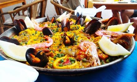 ⏰ Menu spagnolo