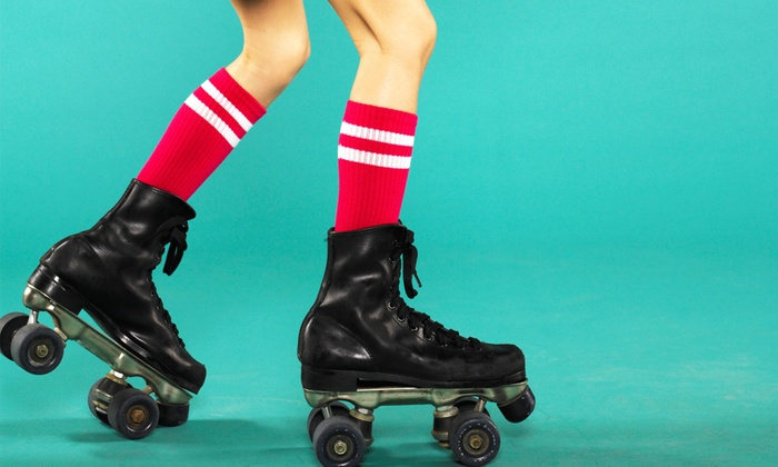 United Skates of America - Columbus: Skating Package for 2 or 4 or Birthday Party for 10 with Arcade Games at United Skates of America (Up to 47% Off)