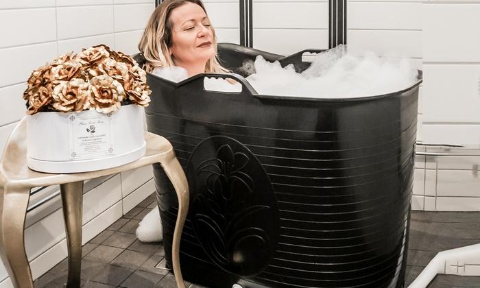 badewanne f r erwachsene groupon. Black Bedroom Furniture Sets. Home Design Ideas