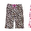 Girls' Plush Pants