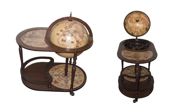 bar globus groupon. Black Bedroom Furniture Sets. Home Design Ideas