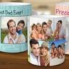 Up to 75% Off Custom White Photo Mug from MailPix