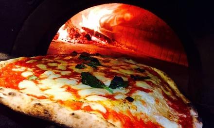 Pizza, dolce e birra in via Duomo