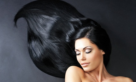 Two or Four Blow-Drys and Styles at MDG salon | studio at the Blowdry Lounge (Up to 53% Off