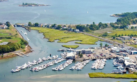 Waterfront Resort with a Marina on Cape Ann