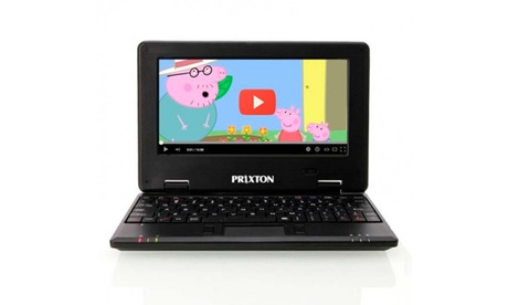Netbook multimedia infantil Oferta en Groupon
