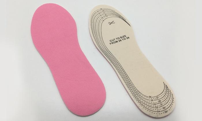 premium selection 47a6c b1bec Coppia solette da scarpe in memory tagliabili per bambini a 6,99 € (42% di  sconto)