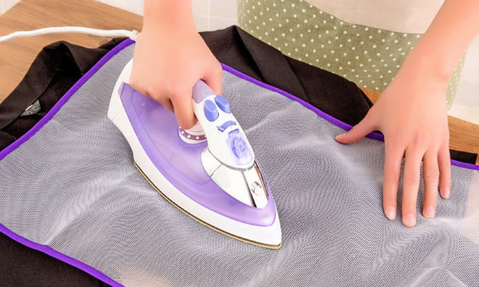One, Two or Four Heat-Resistant Ironing Pads