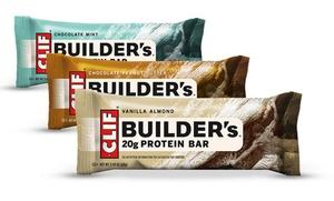 CLIF Builder's Bars (24-Pack)