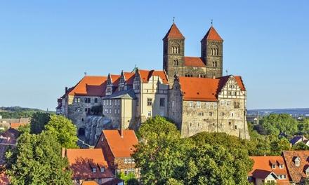 Harz: 3-5 Tage für Zwei mit Frühstück, 1x 3-Gänge-Menü und 1x Stadtführung im Hotel Zur Goldenen Sonne