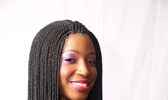 hair braiding pretty african hair braiding groupon