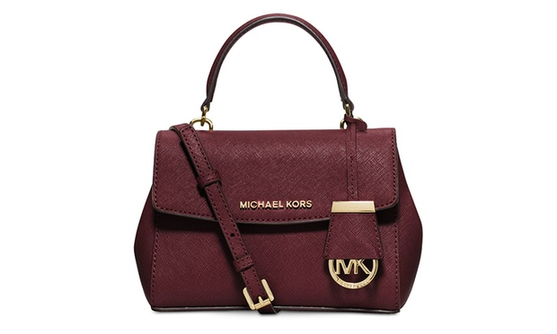 Free Shipping: $159 for a Michael Kors Extra Small Saffiano Leather Crossbody Bag