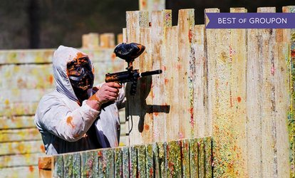 Tageskarte Paintball