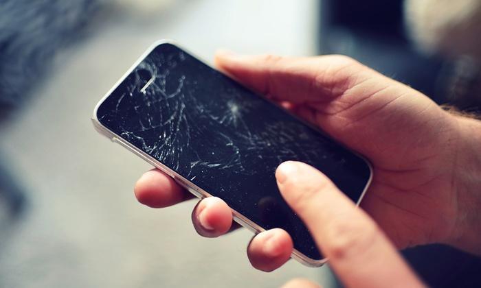 iPhone & iPad Screen Repair at True Phone Repair (Up to 32% Off). Nine Options Available.