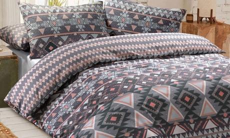 Set de funda nórdica reversible Sleepdown con 2 o 3 piezas