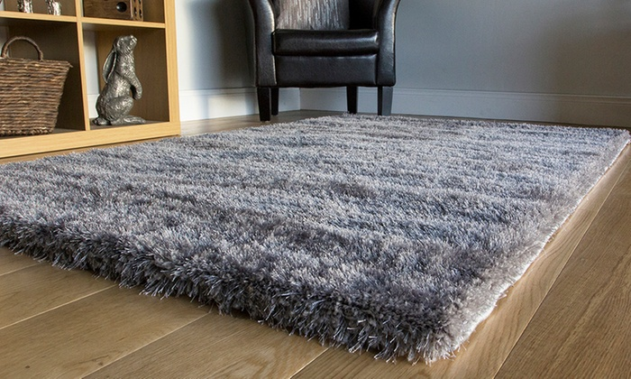 Soft Shaggy Rug 6 Colours