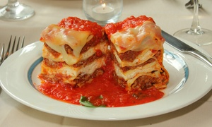Florentino's: Italian Cuisine at Florentino's (Up to 47% Off). Three Options Available.