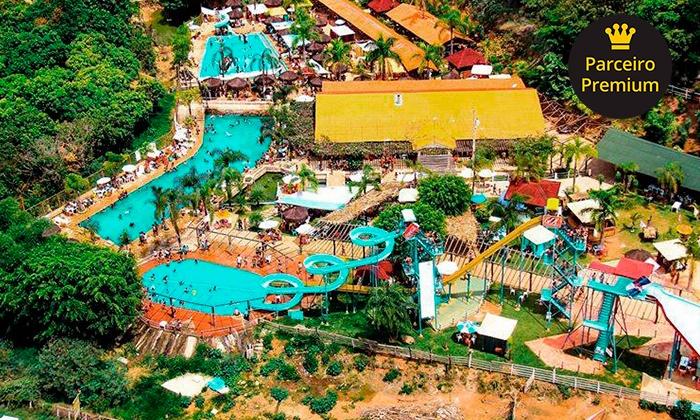 Até 8 ingressos para o parque aquático do Parque Acqua Cerrado – Planaltina