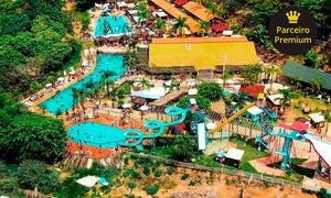 Parque Acqua Cerrado: Até 8 ingressos para o parque aquático do Parque Acqua Cerrado – Planaltina