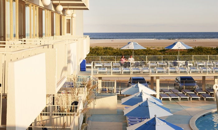 Oceanfront New Jersey Hotel