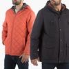 London Fog Men's 3-in-1 Hooded Anorak Jacket (Size M)