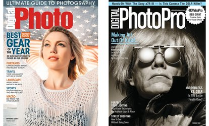 Shop Groupon Up To 80 Off Digital Photo Or Pro Magazine