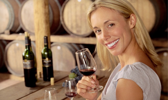 Vegas Wine Tours - Las Vegas: Wine-Tasting Tour for One, Two, or Four with Luxury Transportation from Vegas Wine Tours (Up to 61% Off)