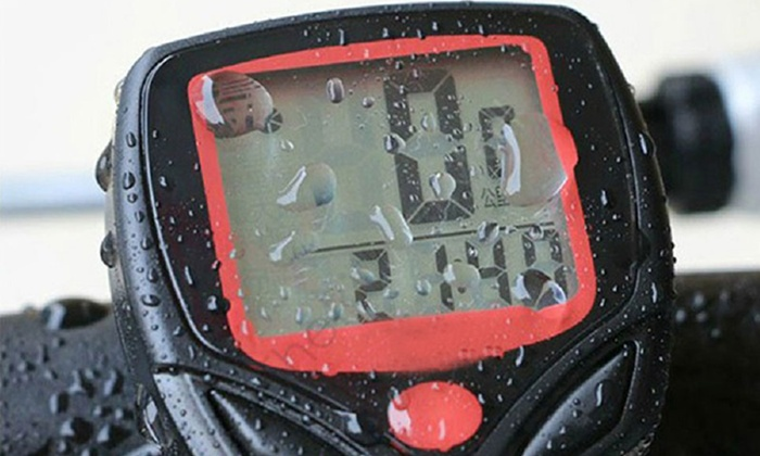 Bicycle Odometer and Speedometer