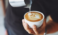 """2 Stunden Barista-Kurs """"Latte-Art"""" für 1 oder 2 Personen im Baristahaus (bis zu 49% sparen*)"""